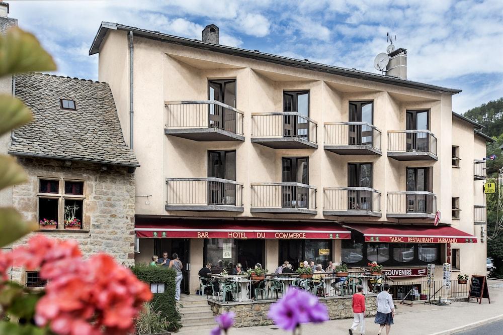 Hotel Du Commerce, La Canourgue