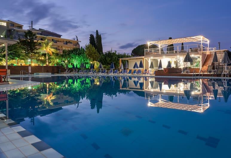 Koukounaria Hotel & Suites, Ζάκυνθος, Εξωτερική πισίνα