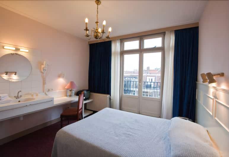 Hotel Washington, Amsterdam, Basic Room, Shared Bathroom, Guest Room