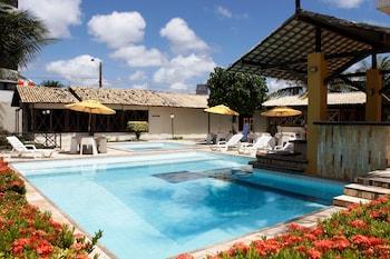 Naktsmītnes Marina Travel Praia Hotel attēls vietā Natal