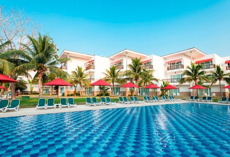 Decameron Baru - All inclusive, Cartagena, Fachada do Hotel