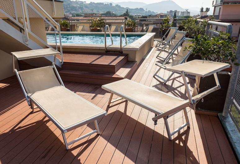 Hotel Da Vinci, Montecatini Terme, Outdoor Pool
