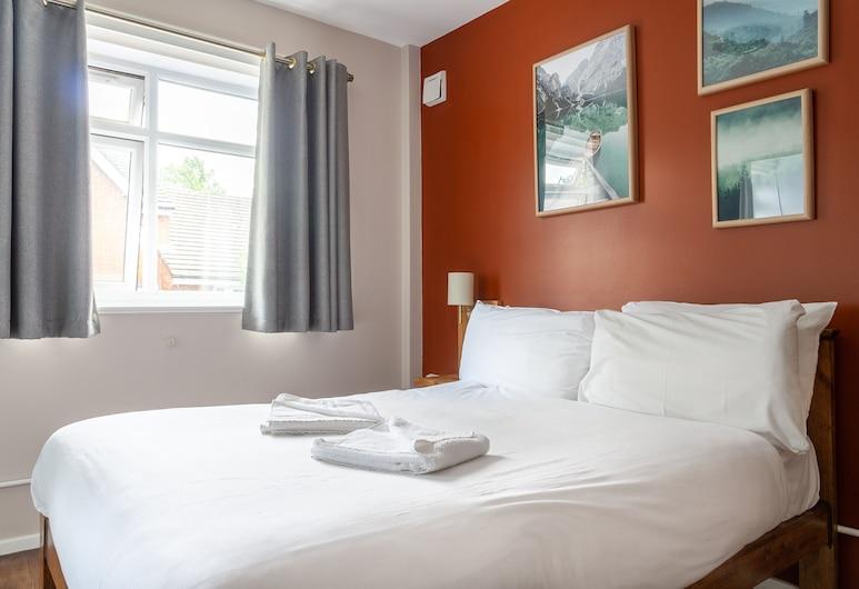Hillspring Lodge, Londres, Chambre Double Exécutive, 1 lit double, salle de bains attenante, Chambre