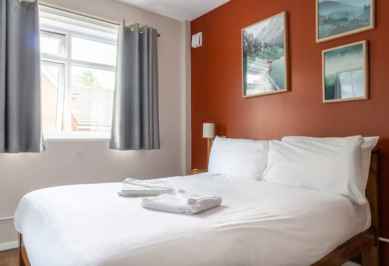 Hillspring Lodge, London, Executive Double Room, 1 Double Bed, Ensuite, Guest Room