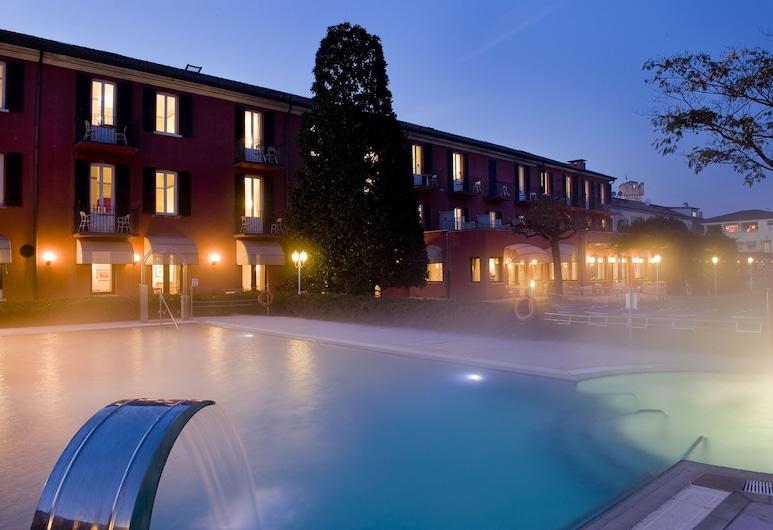 Hotel Fonte Boiola, Sirmione, Piscina al aire libre