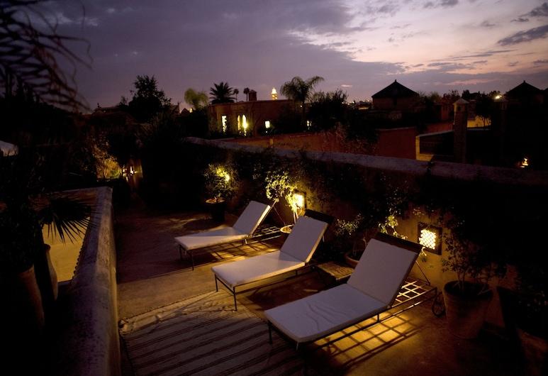 達爾達瑪利雅得, 馬拉喀什, 室外泳池