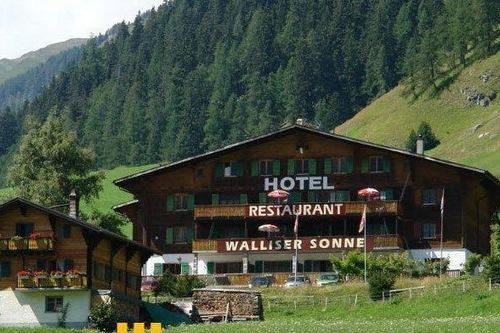 โรงแรมเรสเตอรองต์วาลลิเซอร์