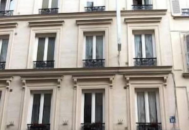 Hotel Des Arts, Pariis, Hotelli territoorium