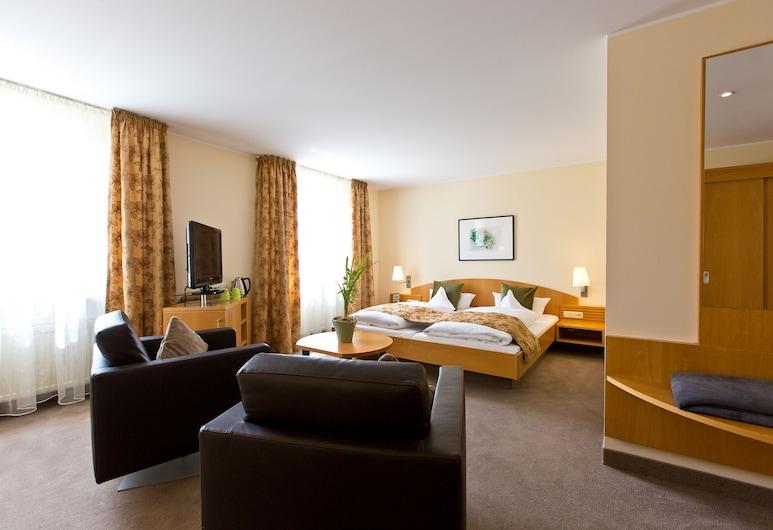 Hotel Deutscher Hof, Trier, Premium Double Room, Guest Room