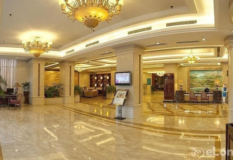 Chengdu Railway Hotel, Čengdu, Vestibiulis