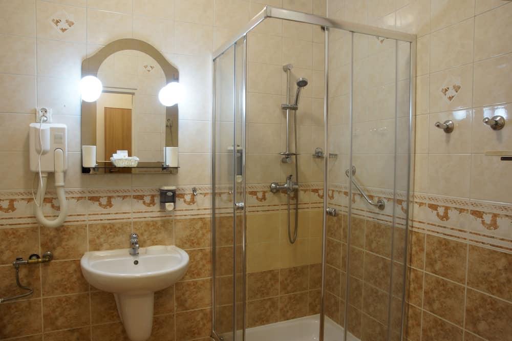 標準雙人房, 1 張標準雙人床, 城市景 - 浴室