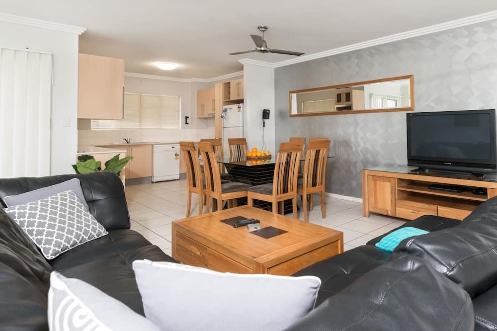 Apartamento, 3 Quartos - Sala de Estar