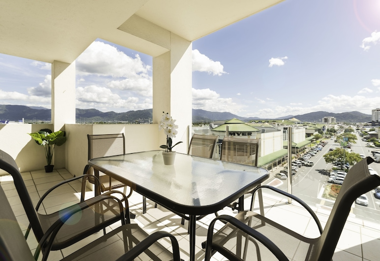 Cairns City Apartments, Cairns, Apartment, 3 Bedrooms, View from room