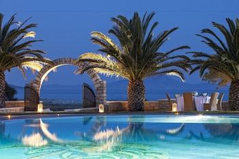 Bild vom Finikas Hotel in Naxos
