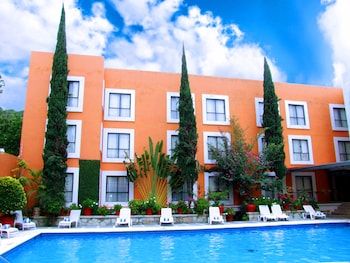 Image de Hotel Oaxaca Dorado à Oaxaca
