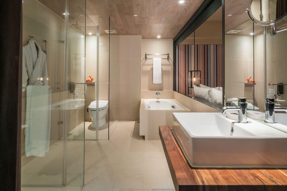 O Room (Recent renovation in 2019) - Bathroom