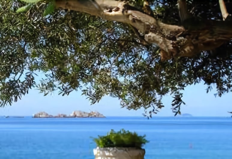Boutique & Beach Hotel Villa Wolff, Dubrovnik, Vista para praia/mar