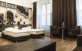 Slika: Pergamin Apartments ‒ Krakov