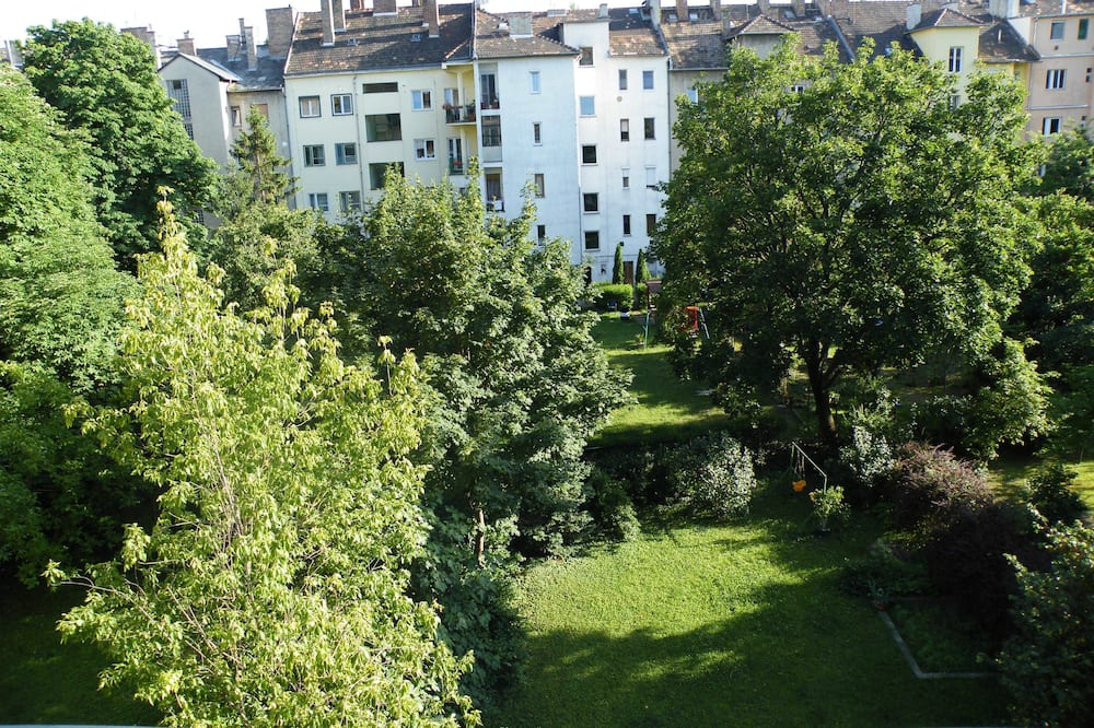 Apartment for 3 people with Kitchen - Terasa / vidinis kiemas