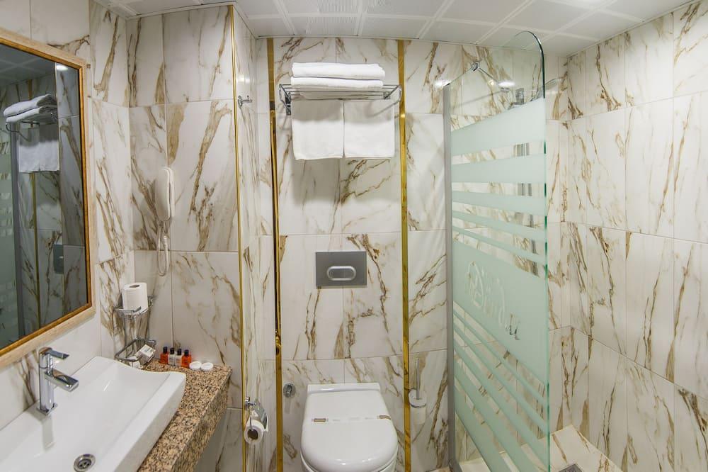 Habitación individual Deluxe - Baño