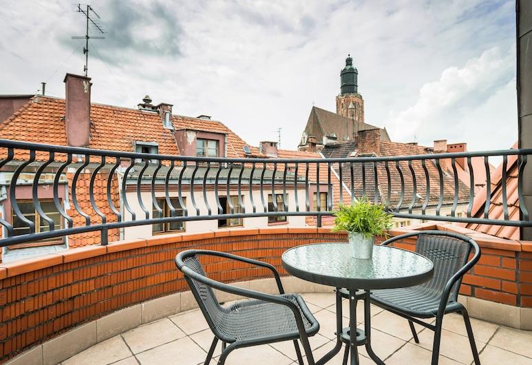 LeoApart, Wroclaw, Apartment, 1 Bedroom (2 pax), Terrace/Patio