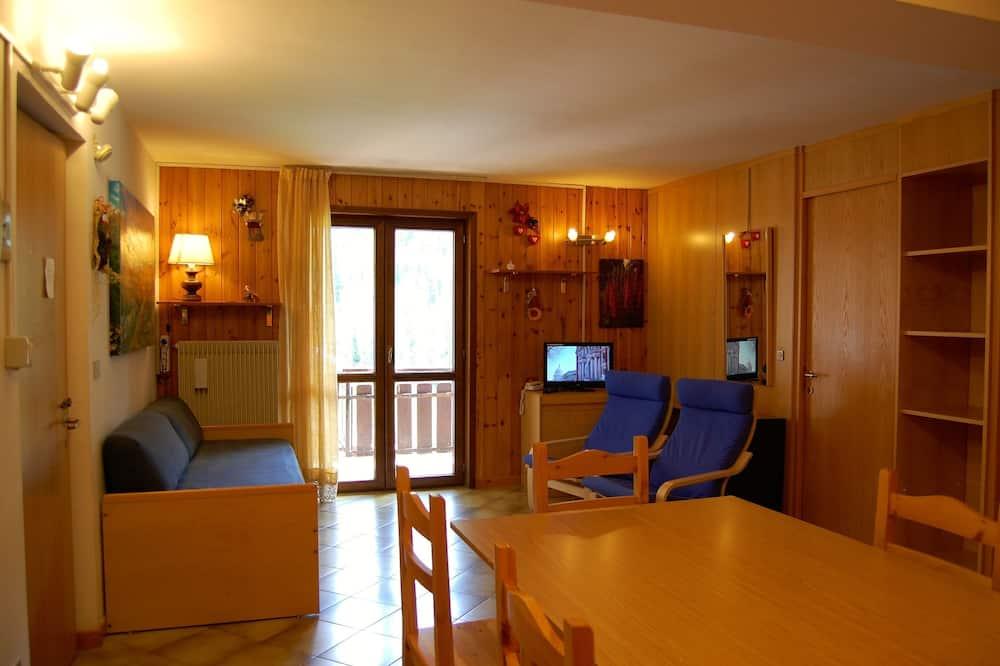 Apartman, 2 spavaće sobe (for 6 people) - Dnevna soba