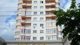 Sélectionnez cet hôtel quartier  Chisinau, Moldavie (réservation en ligne)