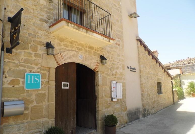 La Grancha, La Fresneda, Hotel Front