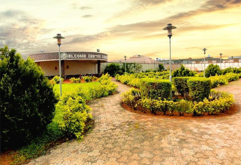 Welcome Centre & Hotels, Lagos, Garden