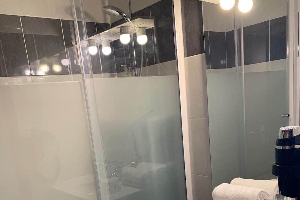 Štandardná izba, 2 jednolôžka, nefajčiarska izba - Kúpeľňa