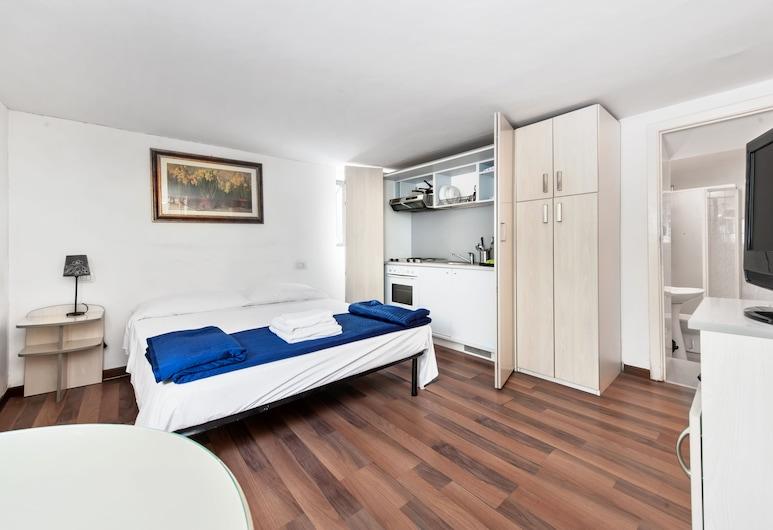 Residenza Maxima, Rome, Economy Room (basement), Room