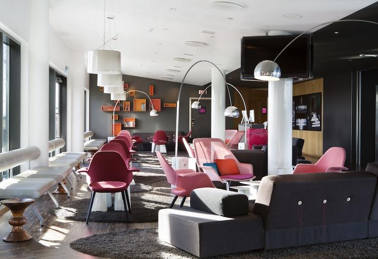 Comfort Hotel RunWay, Ullensaker, Lounge Lobi