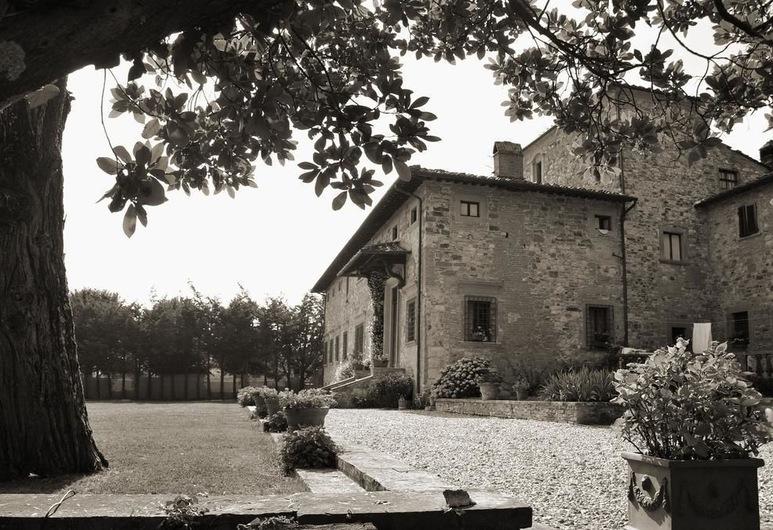 Villa Medicea Lo Sprocco , Скарперия-э-Сан-Пьеро, Сад