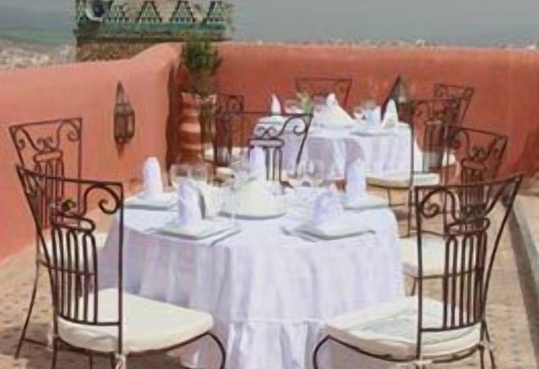 Dar Calipau - Guest House, Fes, ลานระเบียง/นอกชาน