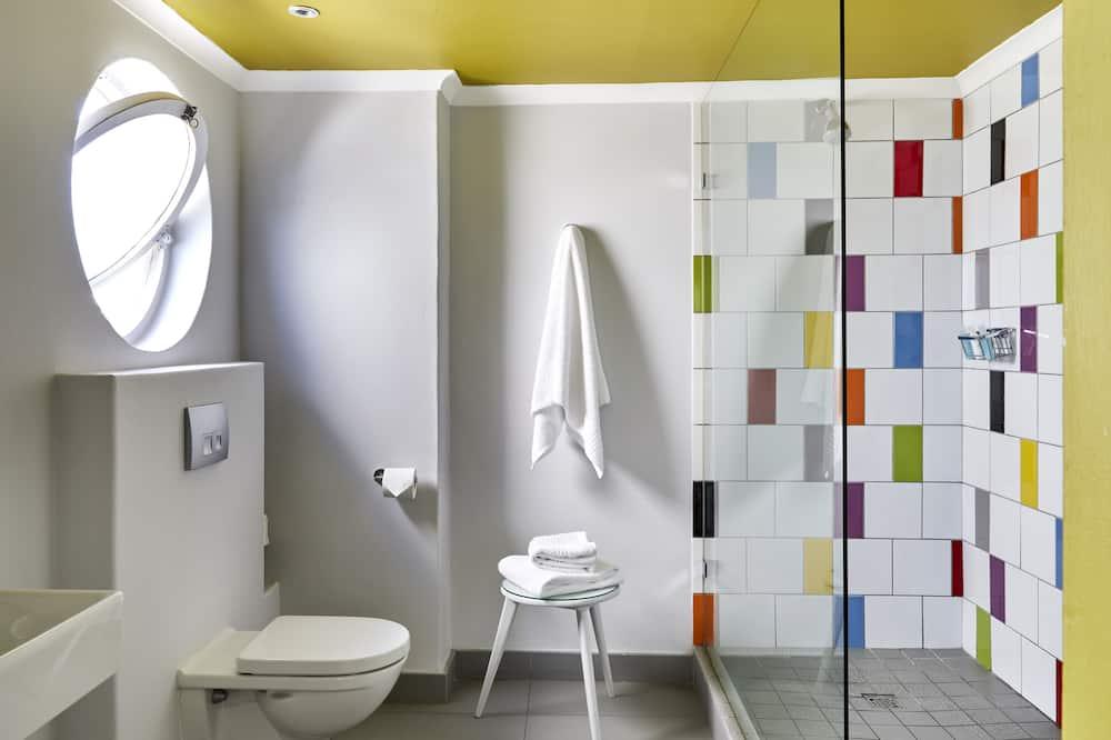 Phòng đôi, Quang cảnh núi - Phòng tắm