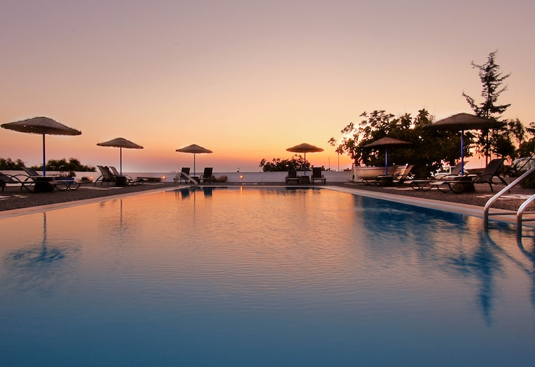 Caldera Romantica, Santorini, Outdoor Pool