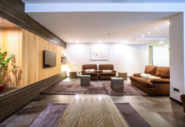 Hotel Les Closes, Escaldes-Engordany, Zona de estar
