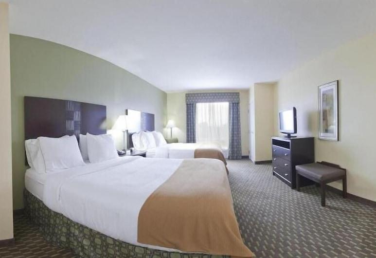 Holiday Inn Express Hotel & Suites Saint Augustine North, St. Augustine, Gjesterom