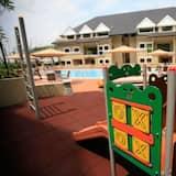 Área de Recreio para Crianças - Exterior