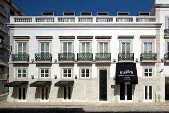 Lizbona — zdjęcie hotelu Inspira Santa Marta Hotel