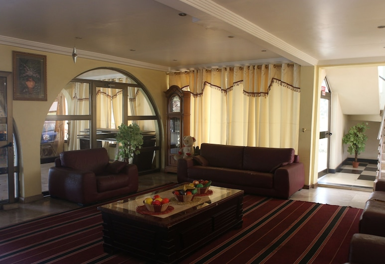 Crown Liberty Hotel, Accra, Lobby Sitting Area