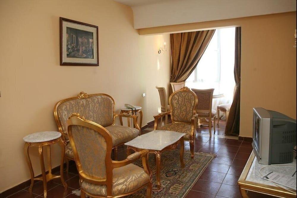 Phòng đôi - Khu phòng khách