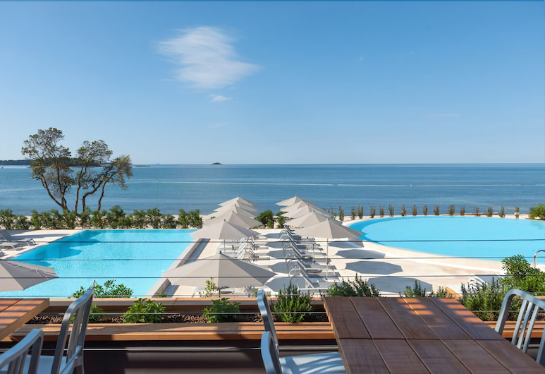 Resort Amarin - Rooms, Rovinj, Terasz/udvar