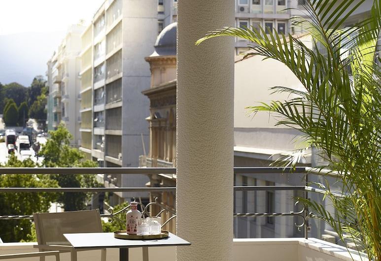 The Marblous Athens, Atenas, Terraza o patio