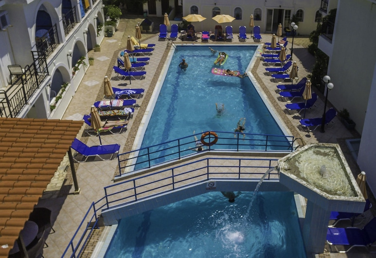 Vossos Hotel Apartments, Ζάκυνθος