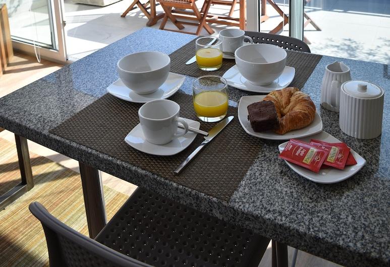 Lastarria Hotel & Aparts, Santiago, Superior Duplex, Terrace/Patio