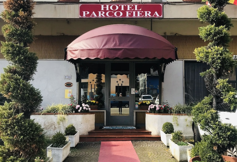 Hotel Parco Fiera, Turin, Hotel Front