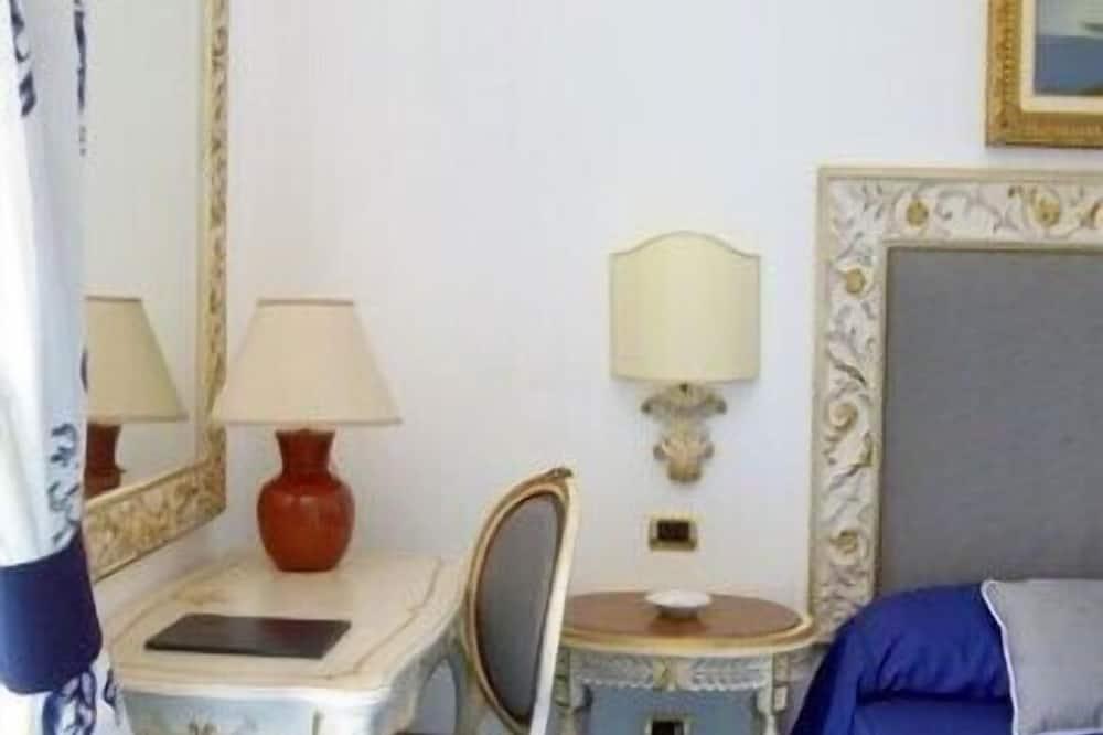 חדר קלאסי זוגי או טווין - אזור מגורים