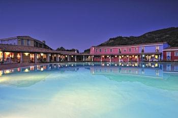 Obrázek hotelu Hotel Orlando Resort ve městě Villagrande Strisaili