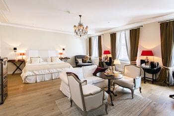 Slika: Lesar Hotel Angel ‒ Ljubljana